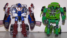 Transformers ROTF Skids and Allspark Gears bundle. Hasbro 2008, preowned.