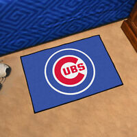 "MLB - Chicago Cubs Durable Starter Mat - 19"" X 30"""