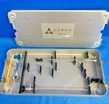 Gyrus ACMI 714620 4mm 30° HM A/C Cystoscope w/ 714680 Bridge & Case Urology