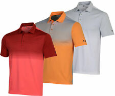 Under Armour playoff 2.0 Agujero-out Camisa de Polo Golf para hombre UM0837 Nuevo
