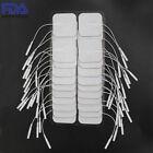 40 Tens Electrode Pads EMS Replacement Unit 7000 3000 2x2 Muscle Stimulator BULK