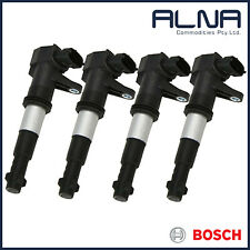 BOSCH IGNITION COIL 0221604103 SUITS ALFA ROMEO 156 GTV SPIDER JTS 937A1 X4