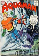 "Aquaman #15 1964 Vf- Mera ""Menace Of The Man-Fish"" Aqualad"