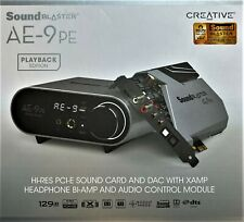 Creative Sound Blaster AE-9 PE Sound Card32Bit 384Khz 129dB