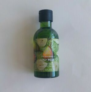The body shop Juicy Pear Shower gel 250ml (NEW) - Discontinued
