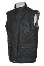 Button Short Big & Tall Casual Waistcoats for Men