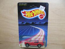HOT WHEELS 1986 CLASSIC COBRA  - Unpunched Card -  New