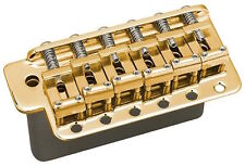 Gotoh GE-101TSG Tremolo for Electric Guitar Gold - Steel Block