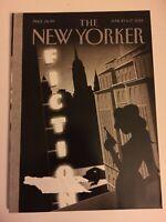"""The New Yorker Magazine June 10 & 17, 2013  """"Big City Noir"""" by Birgit Schossow"""