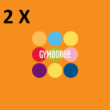 2 Х Gymboree 20% Off coupon online & in store - exp August 24, 2018