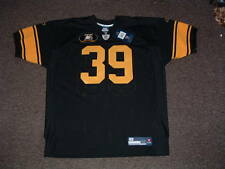 WILLIE PARKER #39 STEELERS 75th ANNIVERSARY THROWBACK FOOTBALL JERSEY sz 54 NWT