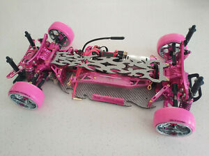 RC Drift Overdose Pink Full OP DP