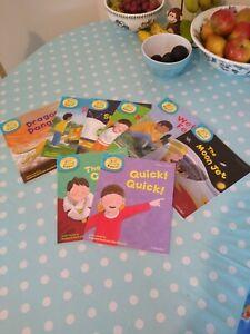 Oxford Reading tree School Biff, Chip & Kipper Reading Books Stage 4 bundle lot