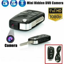 HD1080P Mini Car Key Fob DVR Motion Detection Spy Camera DVR IR Night Vision Cam
