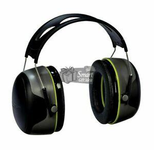 (Pack of 6) 3M Peltor Sport Ultimate Hearing Prot., Blk/Gray, 30 NRR #97042_6