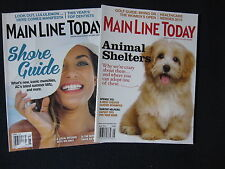 Main Line Today Magazine: 2015 May and June -  Includes Shipping!!