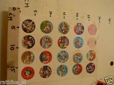 STICKER,DECAL SHEET WITH SMITHS FLIPPO STICKERS