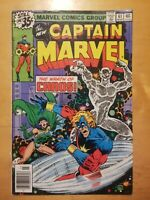 CAPTAIN MARVEL #61 1979 BRONZE AGE MARVEL COMIC