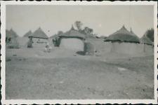 Burkina Faso, village mossi de Bili Bambili Vintage silver printPhotographie a