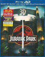 Jurassic Park 3D (Blu-ray 3D + Blu-ray + DVD)