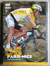 2006 Paris Nice World Cycling Productions 2 DVD set Very Clean Floyd Landis