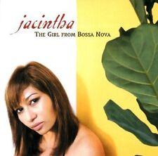 JACINTHA - THE GIRL FROM BOSSA NOVA NEW CD