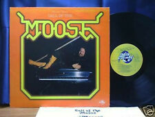 MOOSE SMITH-Call of The Moose  US Orig  LP
