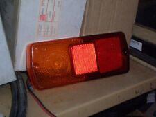 ford tractor super `q` rear light lense
