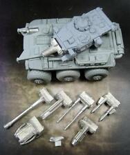 Secret Weapon: 6x6 Rapid Assault Vehicle (RAV) Hellhound