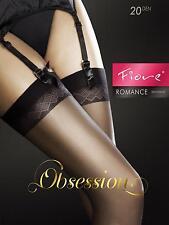 Fiore Romance Sheer Stockings 20 Denier