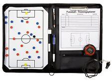 b+d Coach-Mappe inkl. Taktiktafel und weiterem Zubehör für den Fußball-Trainer