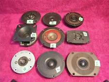 Vintage Assorted Tweeter JBL RTR Vifa Cerwin Vega $10.00 each