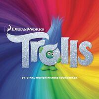 Trolls ~ Cast Recording 2016  ~ NEW CD Album ~ Movie Film Soundtrack Dreamworks