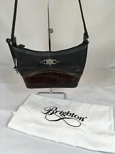 Brighton Leather Shoulder Bag with Dust Cloth