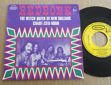 """DISQUE 45T DE REDBONE  """" THE WITCH QUEEN OF NEW ORLEANS """""""