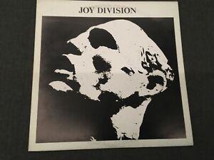 "joy division vinyl doppel LP ""electric funeral"" ungespielt wie neu"