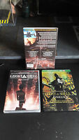 DVD ANIME MOVIE GHOST IN THE SHELL 2.0 & GITS INNOCENCE STEELBOOK EDIC ESPECIAL