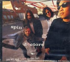 Spin Doctors - You Let Your Heart Go Too Fast ° Maxi-Single-CD von 1994 °