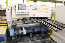 """1/8"""" x 49"""", Used Aizawa Automatic Shear Cutting Line and Piling System (Great fo"""