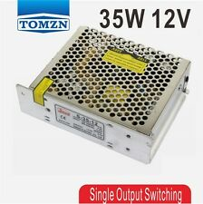 35W 12V 3A Single Output Switching power supply