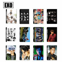LOT OF KPOP EXO EXO-SC Personal Collective Photo Card Poster Lomo Card Bookmark