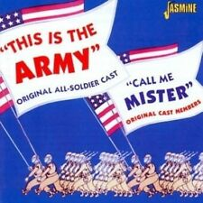 This Is Army/call Me Mr Cast 0604988011524 CD
