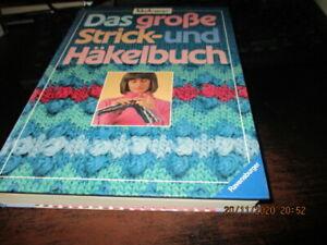 Das große Strick- und Häkelbuch * Ravensburger * ein vollständiger Lehrgang *