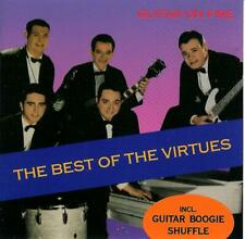 """VIRTUES  """" Best of the Virtues / Guitar on fire """"  CD"""