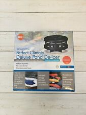K&H Deluxe Perfect Climate Pond De-Icer Floating or Submersible 250 Watt Kh8125