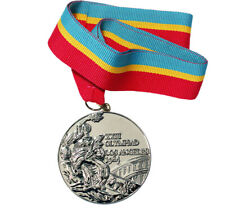 Silver medal of the XXIII Summer Olympic Games in Los Angeles 1984
