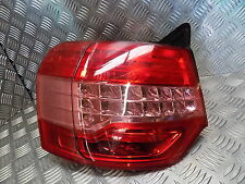 CITROEN BERLINGO  2009 -2012 PASSENGER SIDE REAR LIGHT ON BODY 9681063880