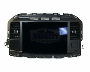 "2021 Ford F150 12"" Sync 4 Display Factory OEM PLATINUM LARIAT Radio Screen NAV"