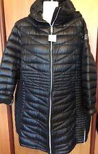 Calvin Klein Women Packable Lightweight Down Jacket Puffer Black 3XL plus Size