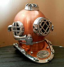 New listing Vintage Diving Helmet Antique Scuba U.S Navy Mark V Scuba Divers Helmet Gift